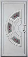 PVC vrata Nin